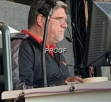 baseball announcer