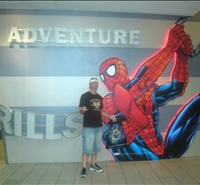 pete spidey airport