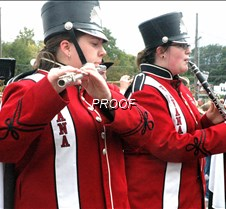 Band flute