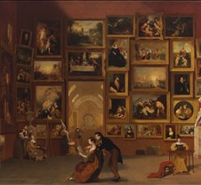 228Gallery of the Louvre-Samuel Morse-18