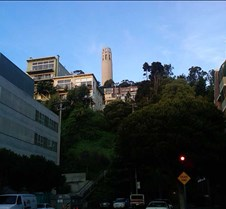 Coit Tower San Francisco 2011