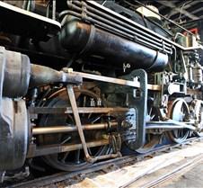 Sierra Railway #3 Valve Gear