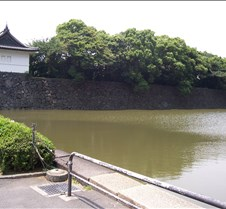 Moat around Imperial palace 2