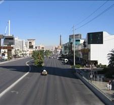 Las Vegas strip north of MGM