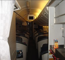 AA 100 - First Cabin
