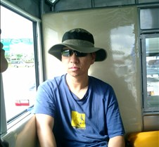024 frank on bus