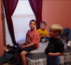 Nick, Danny, Matt taking Nintendo break