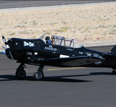 #6 Six Cat  North American T-6 G