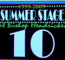 Summer Stage 10th Anniversary Relive 10 years of Summer Stage at Bishop Hendricken