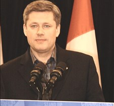 Stephen Harper Prime Minister Canada Stephen Harper campains to become the new Prime Minister of Canada.
