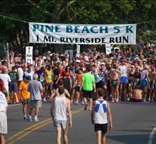 Pine Beach 5K - 2010