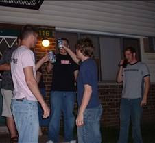 2003-08 Party at Erics - August 2003