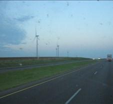 Windmills on I-40