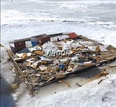 MN DNR lake litter