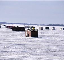 fishhouses on Minnewaska