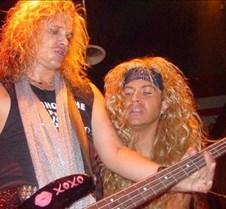 Michael Diamond on bass