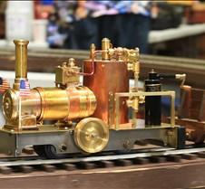 """Ron Sickler's LS Locomotive """"Nina"""""""