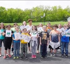 GHES fourth grade awards