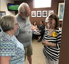 hayes retire visiting