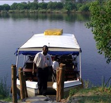 Sunset River Cruise Zambezi River0002