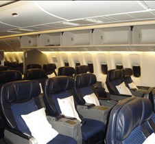 AA 100 - Business Cabin (Back)