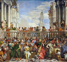 312The Wedding Feast at Cana-Paolo Veron