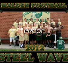 2012 MHS Steel Wave 4x6