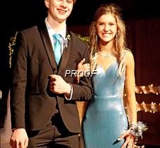 Kierra Berger and Christian Marthaler