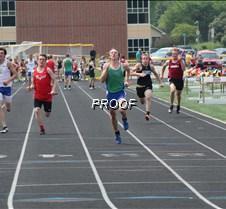 2019 Section 6A Track and Field 300
