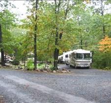 Lacy Springs, VA Campsite