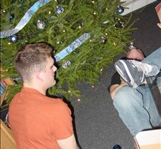 Eric by tree drunken singing