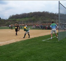 (8)  Middle School Softball