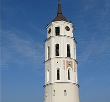 Lithuania's Vilnius Cathedral