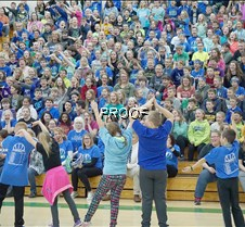 Pepfest, students