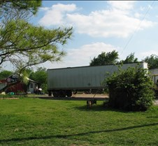 May 02, 2005 The end of the Feed Barn... trailers moving out.. the end.. Jake grew up in this barn... Trailers were always here, so he thought I might need to get photos.. so I did. Took video's too, and will post later..