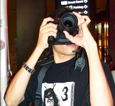 1229 taking a picture of Gabe taking a p