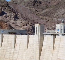 Nevada Side of dam