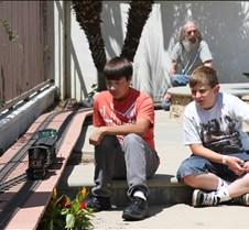Travis & Peter Watch Bob Starr's Mogul