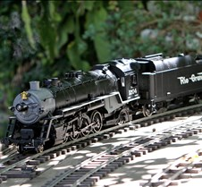 Aristo-Craft Mikado Live Steam Loco