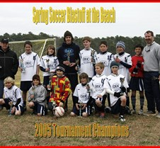 SpringBlastOff_OBXStormU13B Congradulations on your 3ed win in a Row!!