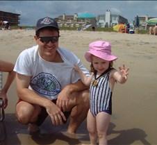 Caitlin and Brad on Beach