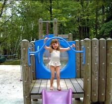 Caitlin on Slide 20020827