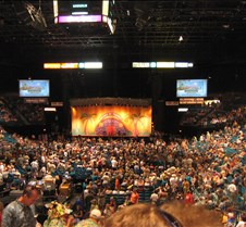 Inside the Buffett show