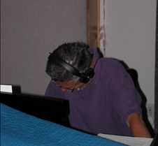 Jazz Recording Session 8-31-04 026