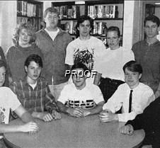 1991 GHS Knowledge Bowl
