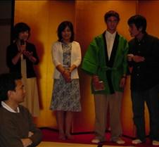 Mrs.Kishi, Mrs. Hirata, Dan and Taka