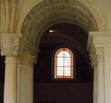 Abbaye le Fontevraud - Cloister & Staine