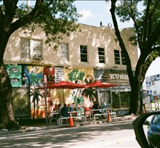 Wynwood - Miami, FL Both film and digital images captured of the Wynwood neighborhood of Miami, Florida--the artist's neighborhood and THE place for painted art on the walls of buildings.  I first photographed the streets and walls of Wynwood with a Nikon N 75 film camera usi
