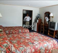 Harry room amenities