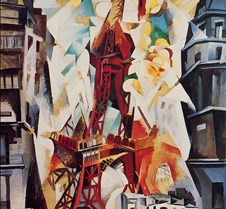 248Red Tower – Robert Delaunay – 1911 –